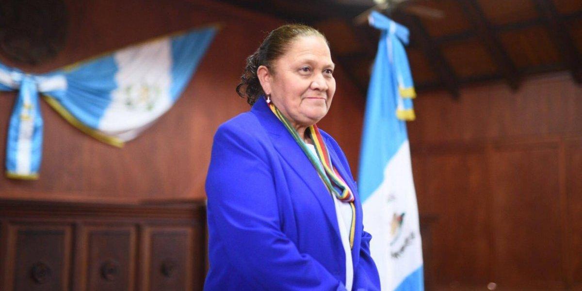 Destacan capacidad técnica de la designada fiscal general Consuelo Porras