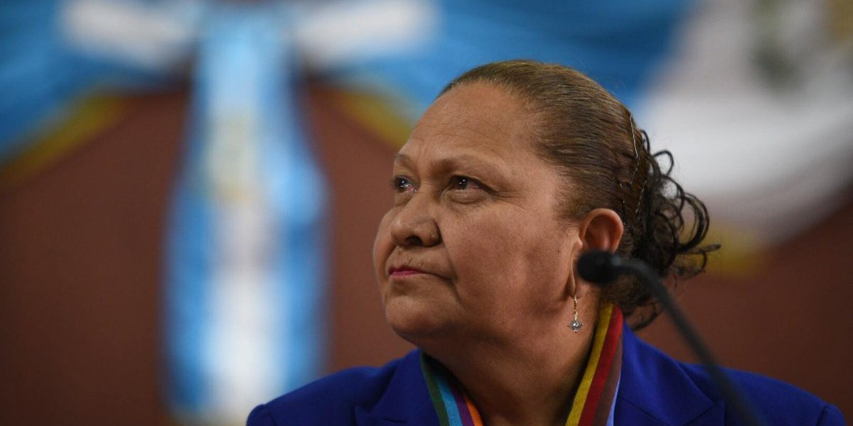 Ejecutivo publica acuerdo del nombramiento de Consuelo Porras como Fiscal General