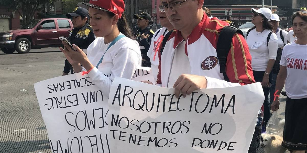 ¡Anticipa tu salida! Hoy se prevén cuatro manifestaciones en la CDMX