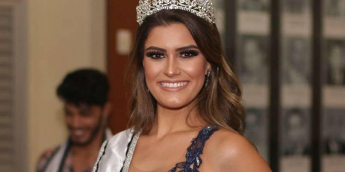 Miss Brasil Be Emotion: Candidata vende rifas para auxiliar nos gastos com preparação