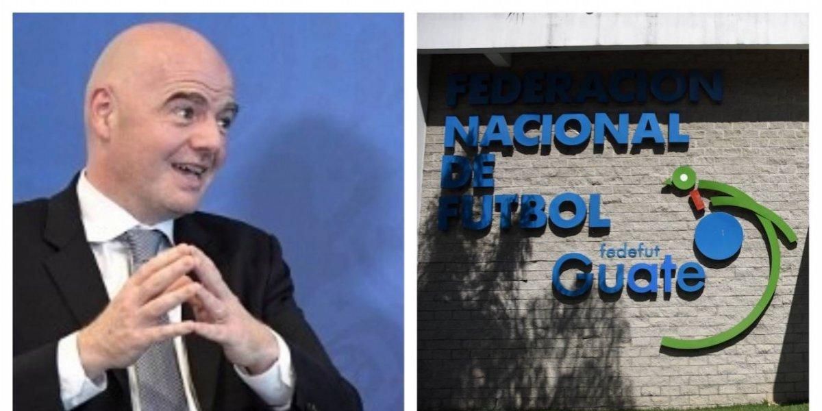 FIFA rompe el silencio y habla sobre la situación de Guatemala