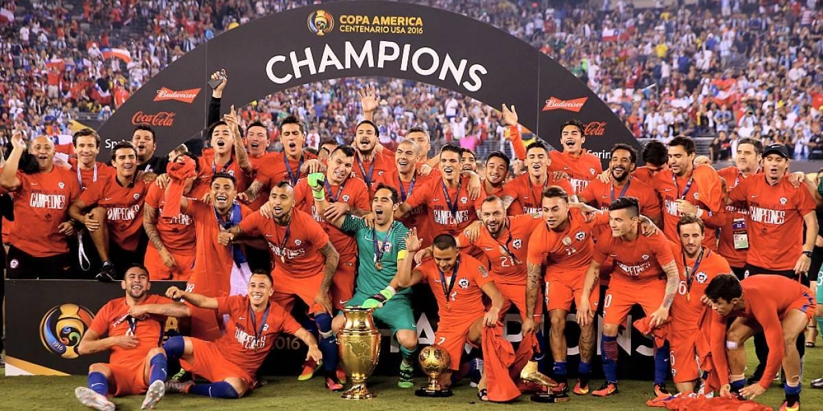 México no fue invitado a la Copa América Brasil 2019