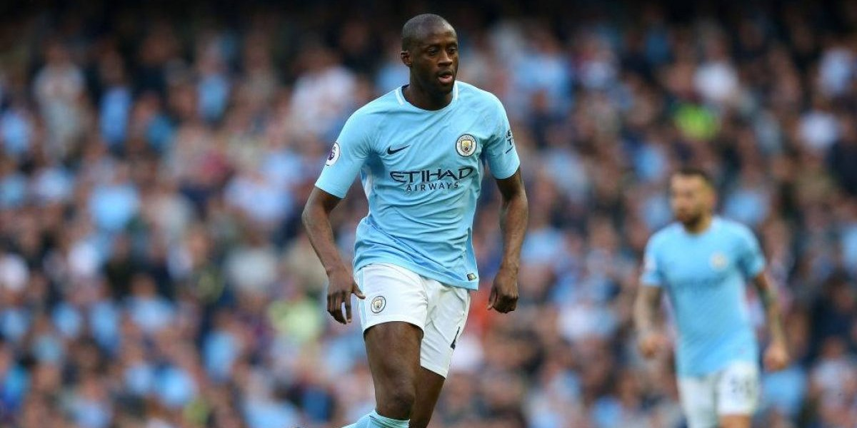 Fin de una era: Yaya Touré se va del Manchester City tras ocho años