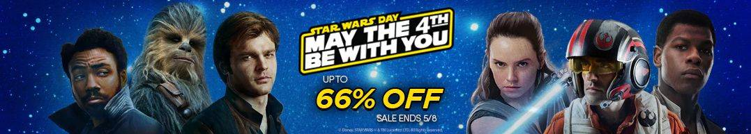 Humble Store Star Wars Day