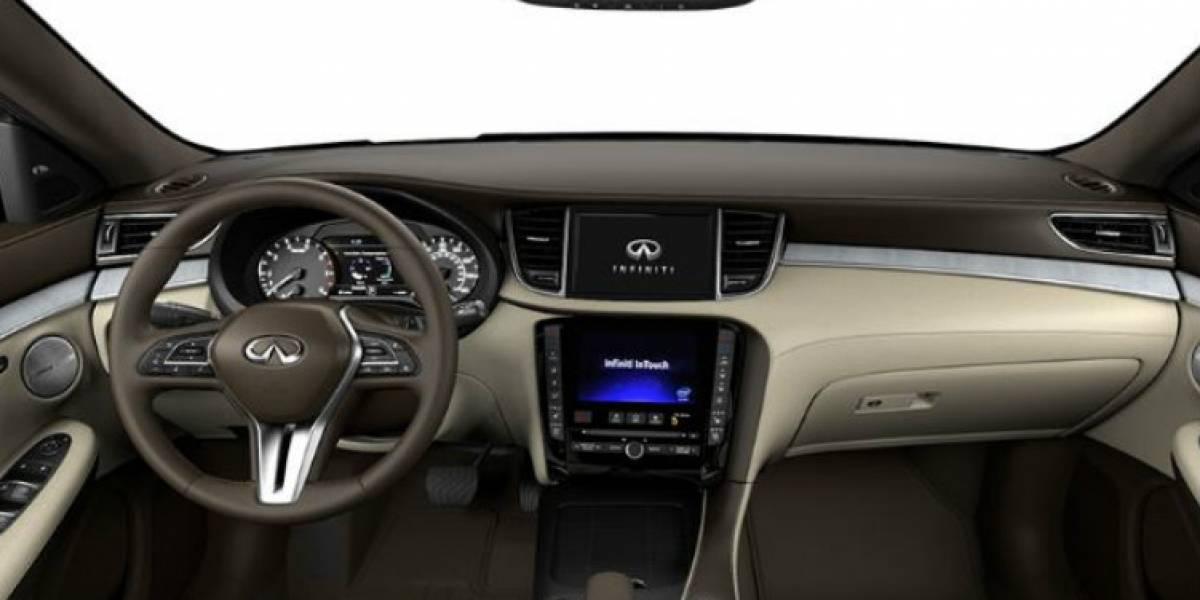 El interior del Infiniti QX50, elegido entre los mejores del mundo