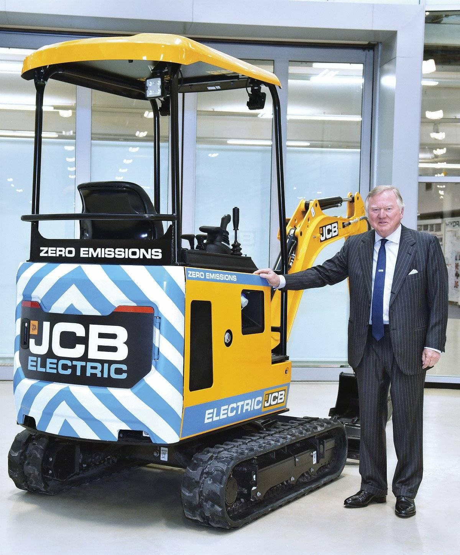JCB 19C-1 E-Tec