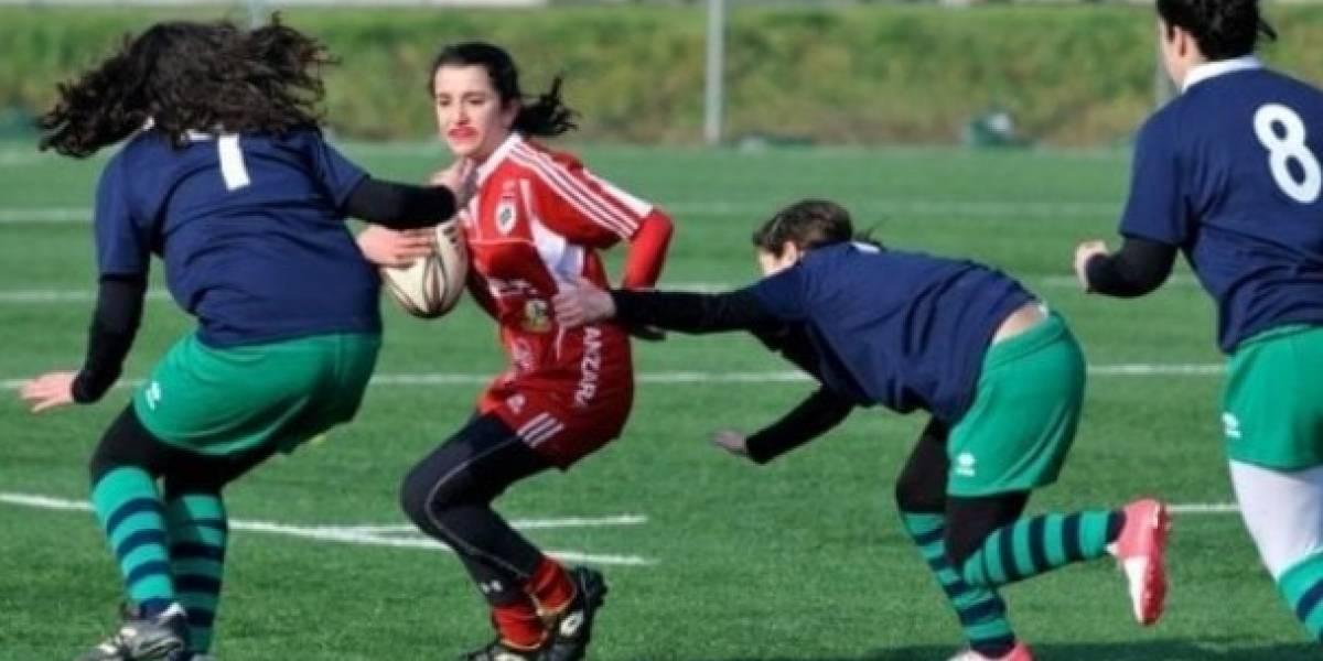 Fallece jugadora de rugby tras varios días en coma
