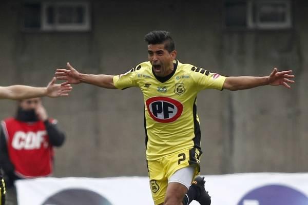 Braulio Leal puede volver en el clásico entre San Luis y Unión La Calera / Foto: Photosport