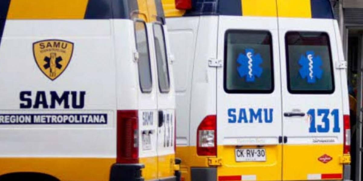 El accidente fue protagonizado por un conductor ebrio: muere bebé de dos meses tras violento choque en el Biobío