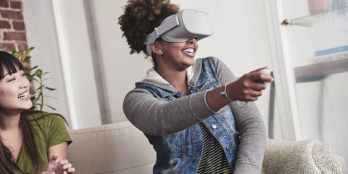 Oculus Go ya se puede comprar en México