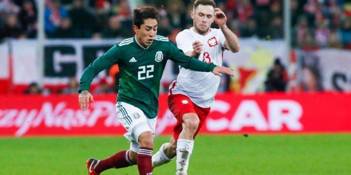 Mexicano Omar Govea es separado del Excel Mouscron por su 'actitud'