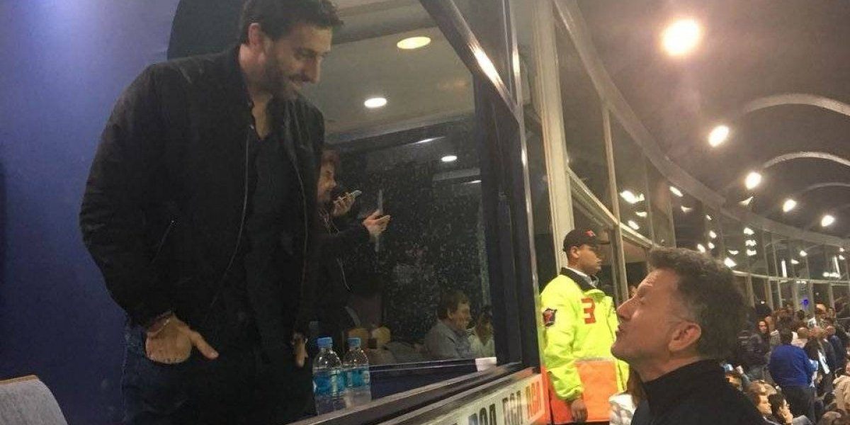 En plena liguilla en México, captan a Osorio en Argentina en la Copa Libertadores