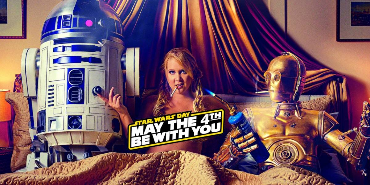 May the 4th Be With You: Pornhub revela que hoy todos buscan porno de Star Wars