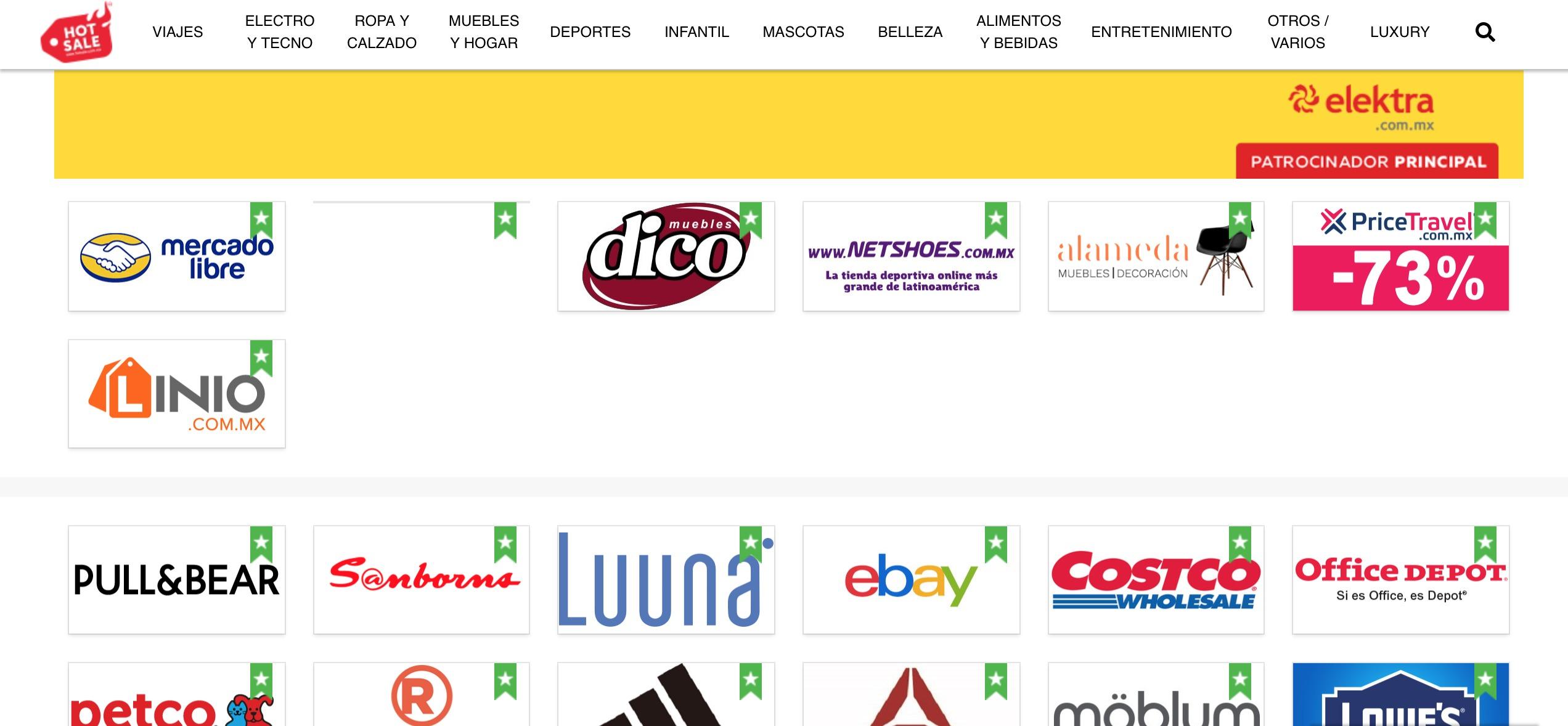 Se acerca una vez más la Hot Sale 2018 en México, te decimos cuáles tiendas participarán