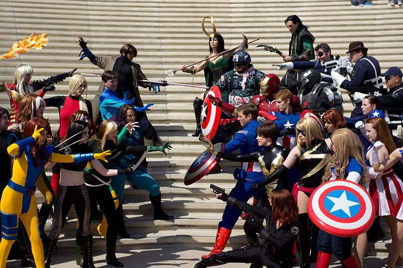 Avengers fans