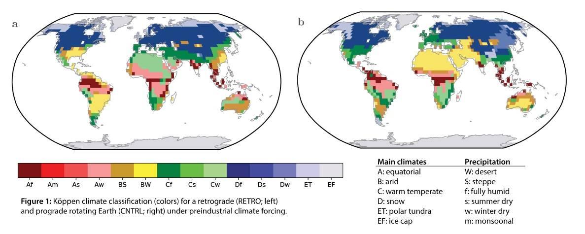 Cambio en el clima mundial