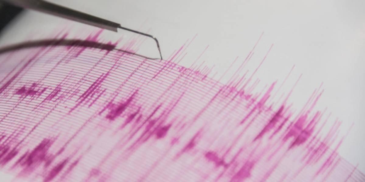 Se registró un sismo de  3.8 grados en Salinas, provincia de Santa Elena