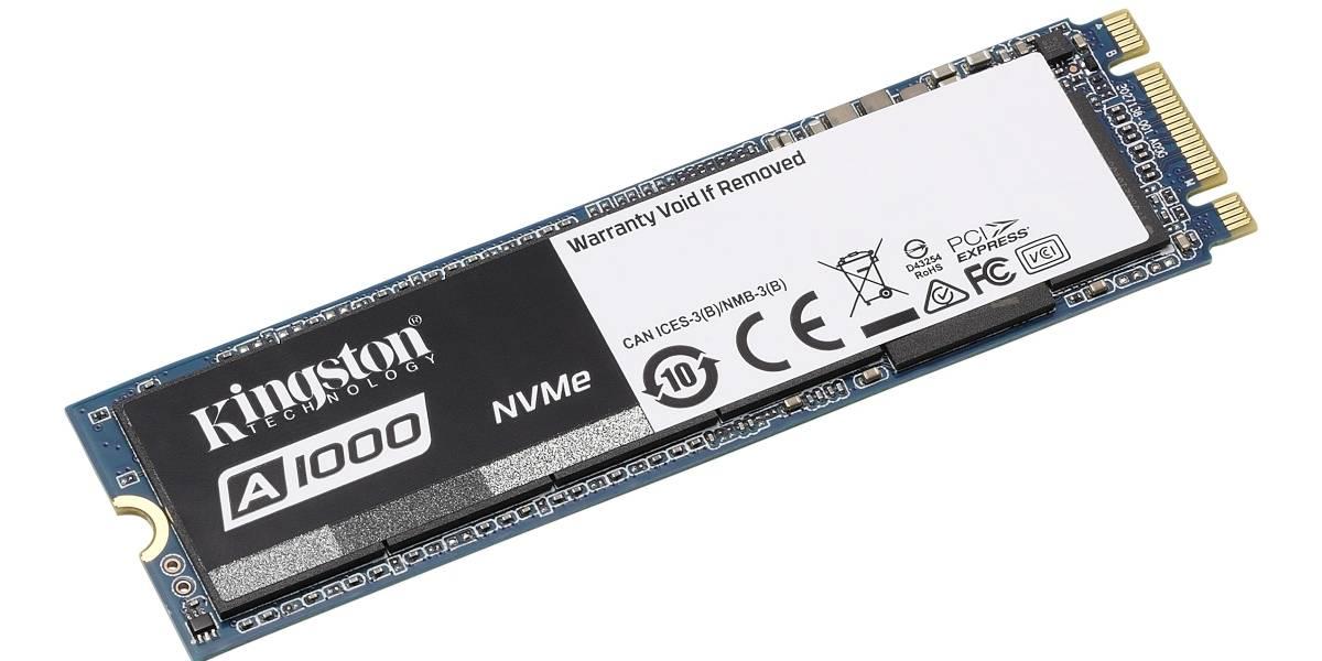 Kingston lança SSD que promete ser duas vezes mais veloz que os concorrentes