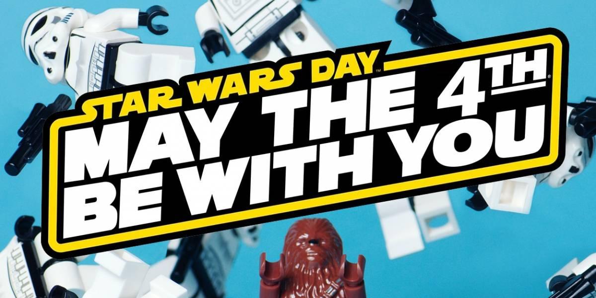 #MayThe4thBeWithYou: así se celebra el Star Wars Day 2018 en el mundo