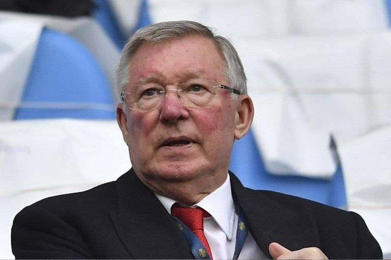 Sir Alex Ferguson, extécnico del Manchester United