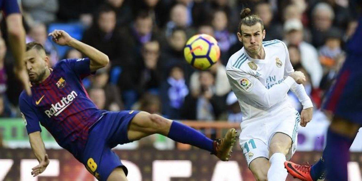 Los números que debes saber del clásico Barcelona vs Real Madrid