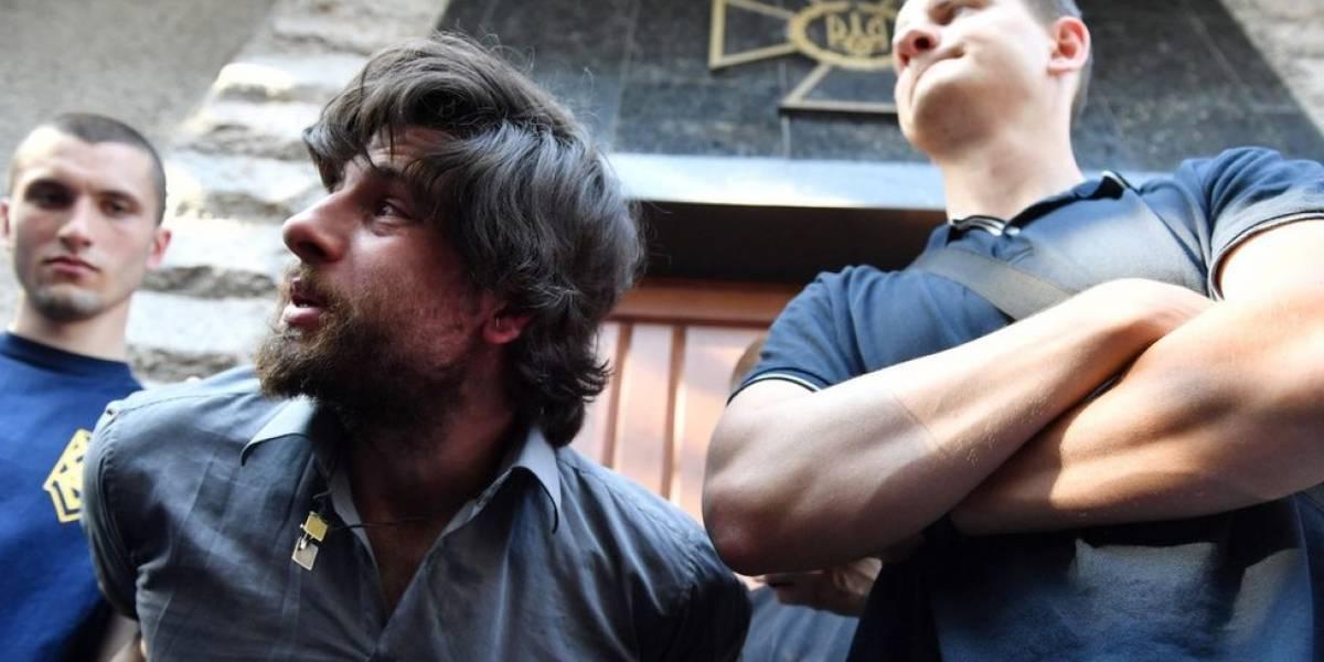 Quem é Rafael Lusvarghi, o ex-Black Bloc brasileiro preso pelo governo da Ucrânia