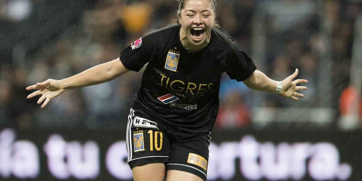 Tigres femenil es campeón de la Liga MX