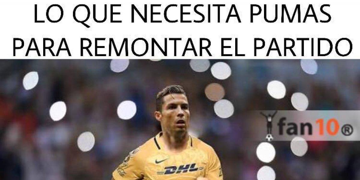 Los mejores memes de la eliminación de Pumas