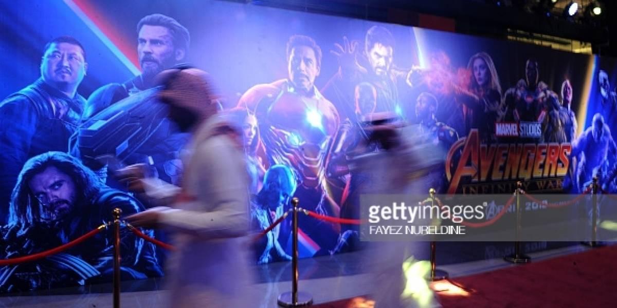 """Un hombre murió durante la película """"Infinity War"""" en India"""