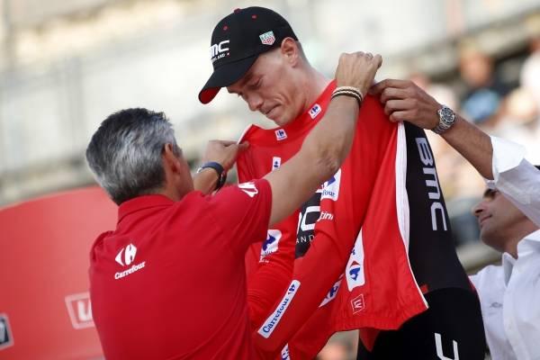 Clasificación general de la etapa 2 del Giro de Italia