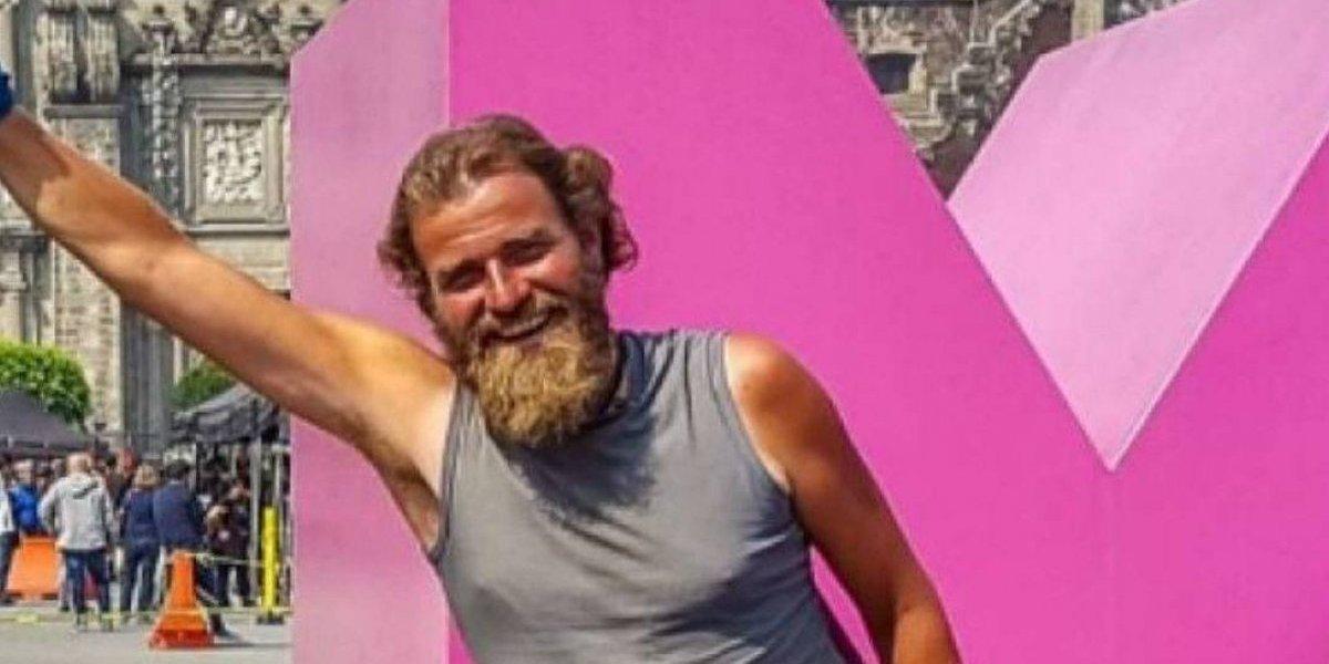 ¿Quién es Holger Franz Hagenbush?, el ciclista alemán que no volverá a casa