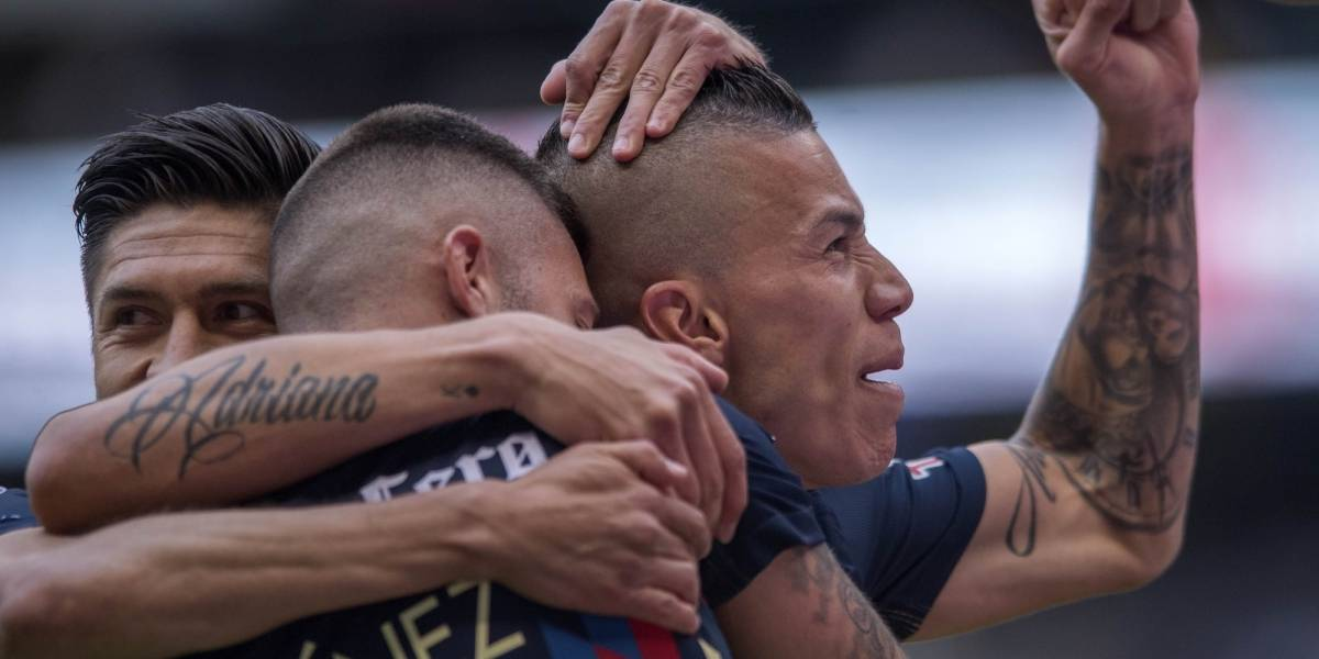 VIDEO: El narrador de Televisa que se 'desgarra la garganta' con los goles del América