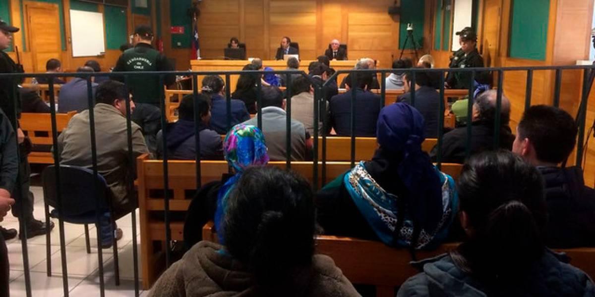 Caso Luchsinger-Mackay: condenan por delito terrorista a tres imputados y absuelven a machi Linconao y otros seis acusados
