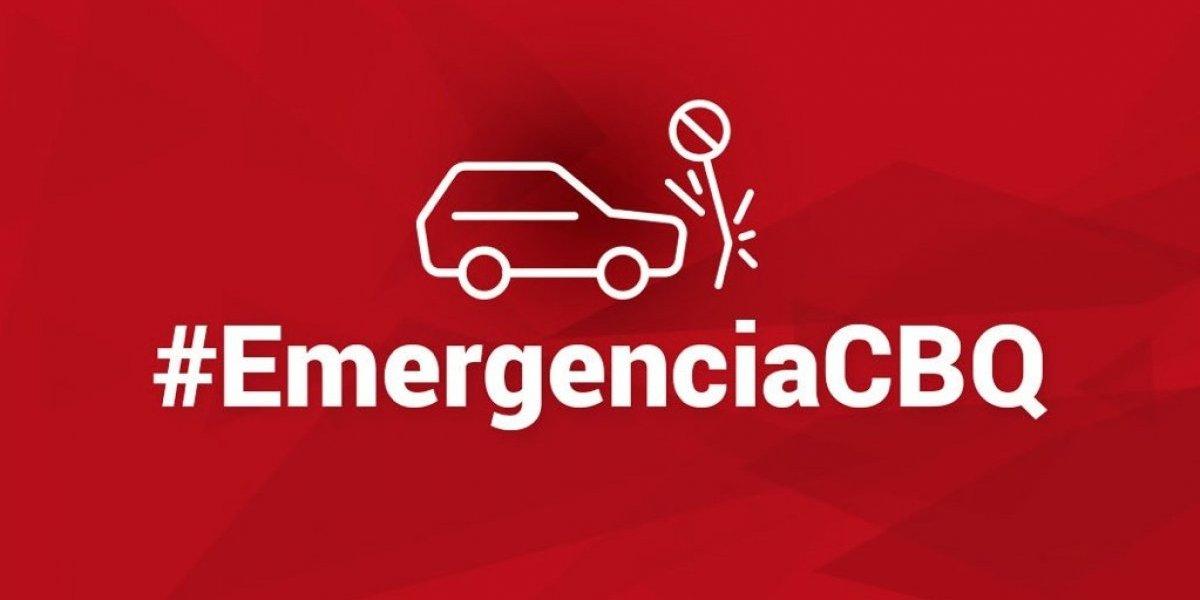 Se registró accidente de tránsito vía Calacalí - La Independencia