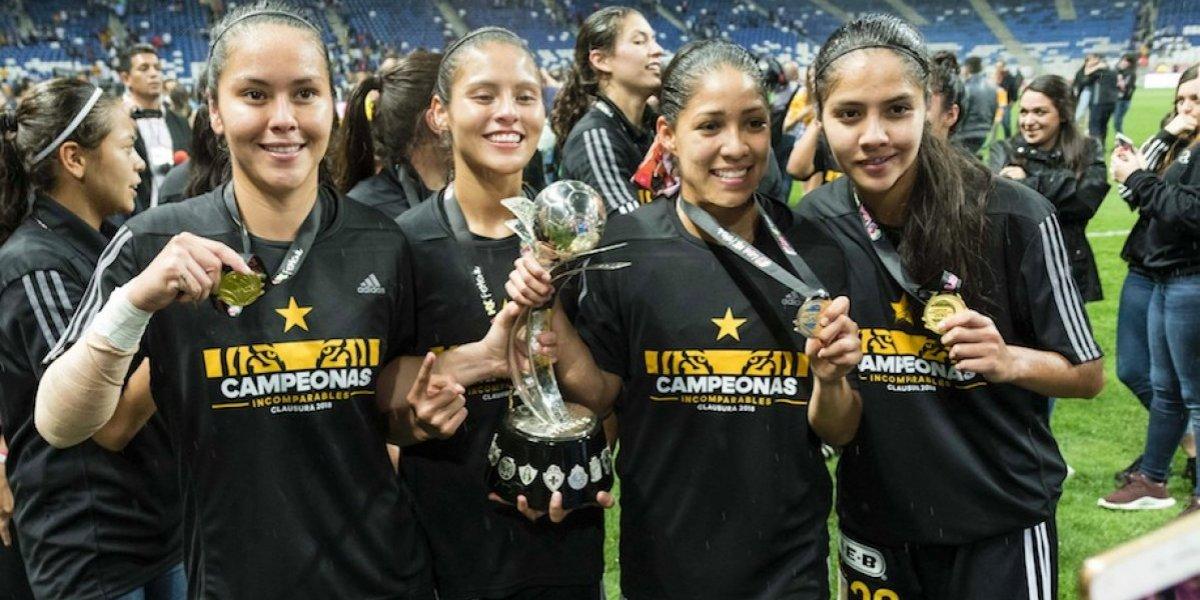 Empieza el matriarcado: Nahuel Guzmán tras campeonato de Tigres Femenil