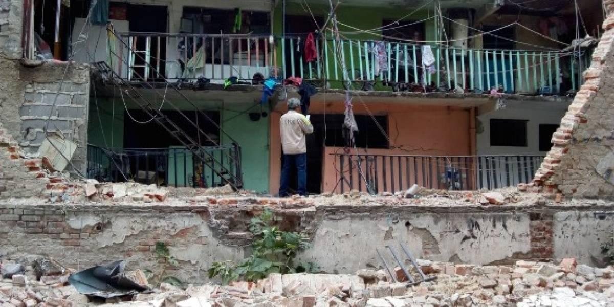 Reportan fuerte explosión en la Santa María la Ribera