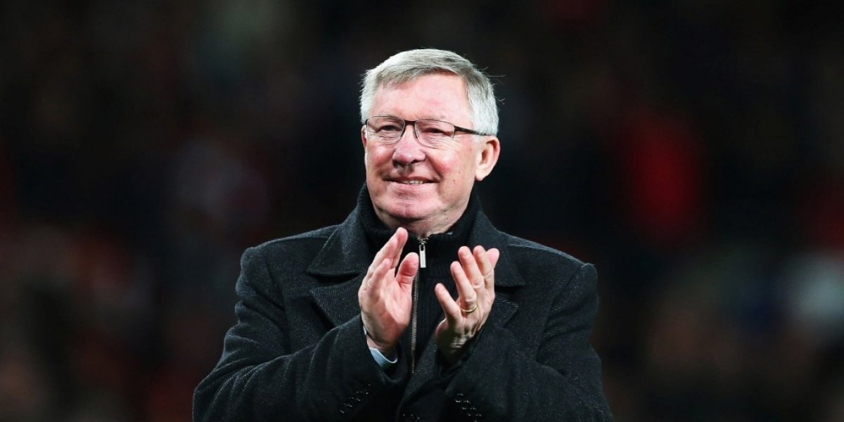 Sir Alex Ferguson se sometió a cirugía por hemorragia cerebral