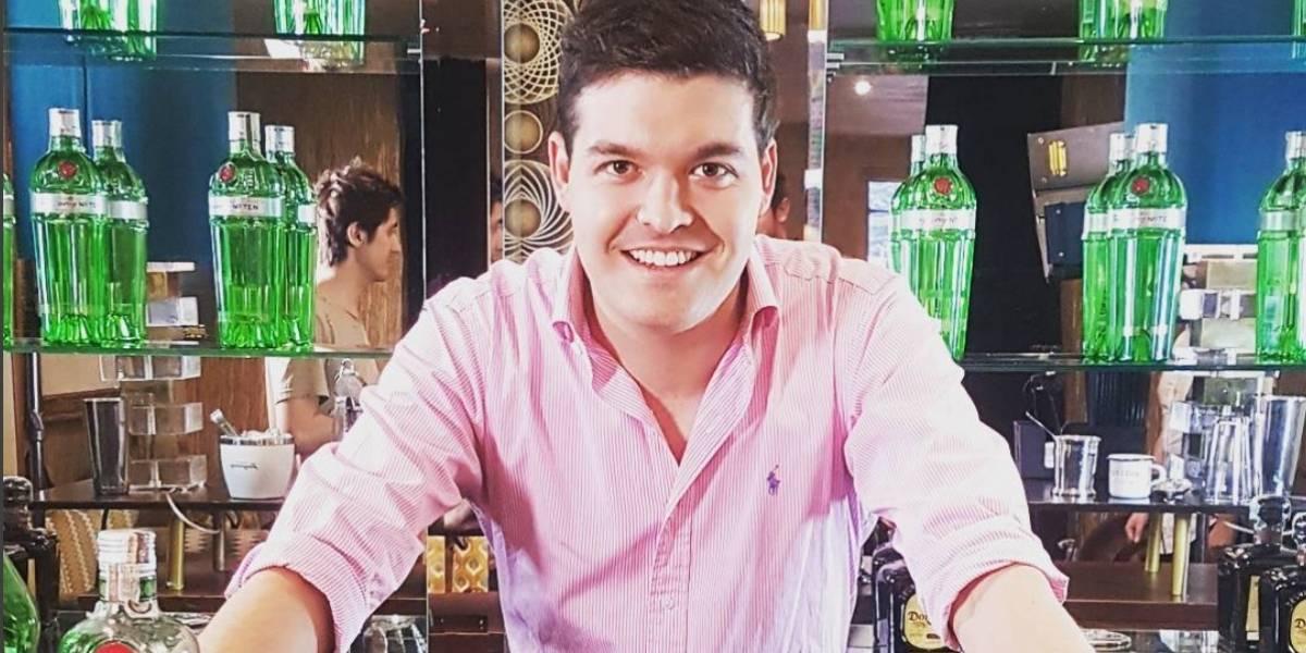 Alejandro Escallón el administrador de empresas detrás de BogotáEats