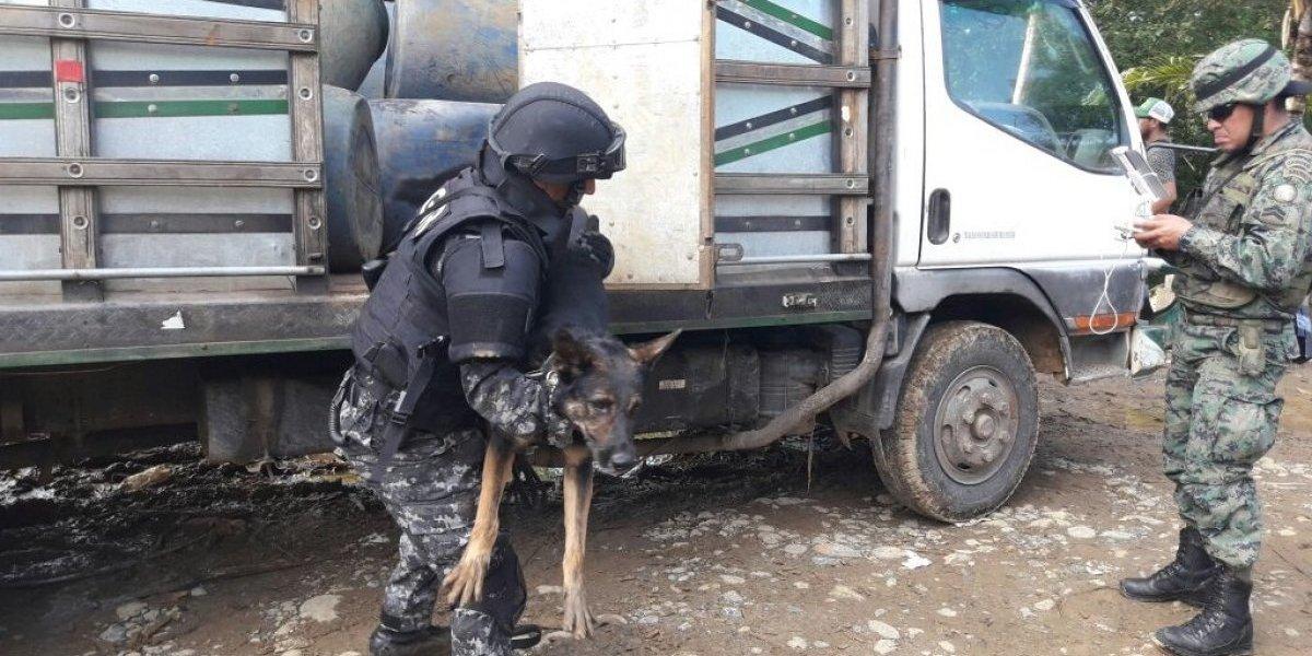 Policía Nacional realiza operativo fronterizo para fortalecer la seguridad