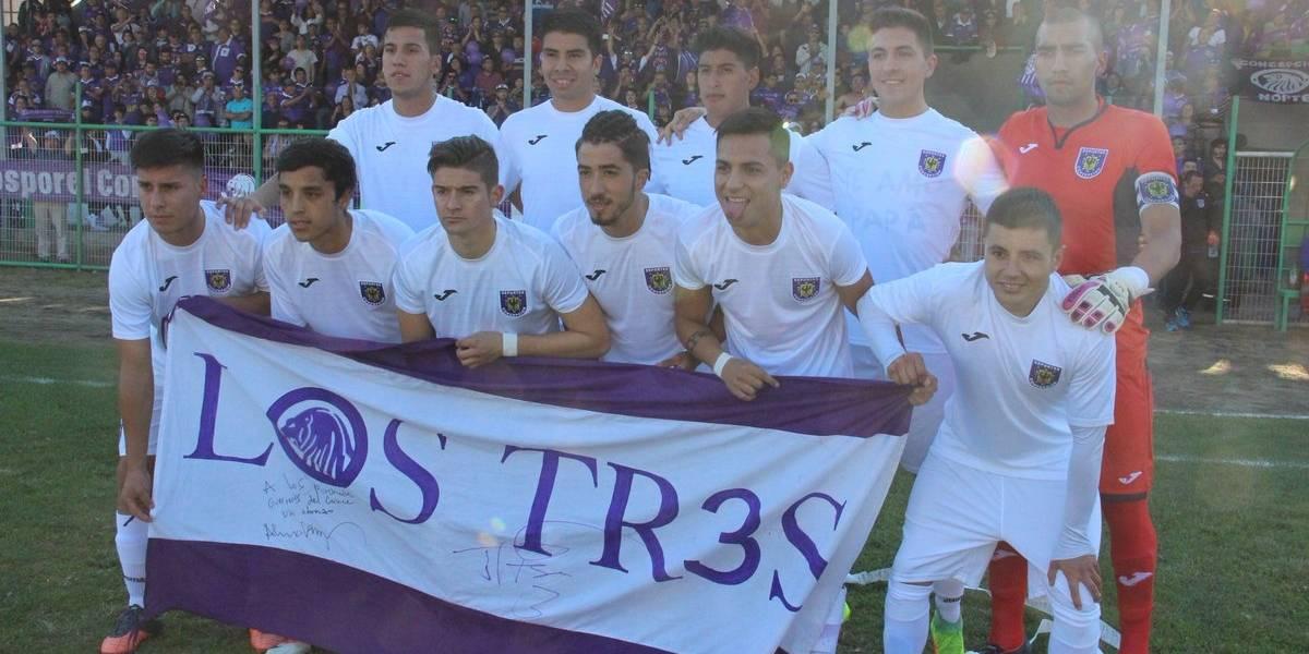 Notable: el mensaje de Deportes Concepción a Álvaro Henríquez