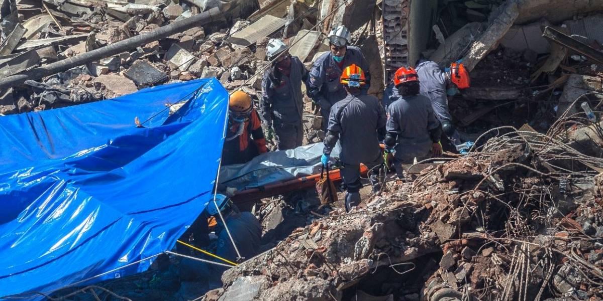 Corpo de vítima de incêndio em SP é liberado para sepultamento