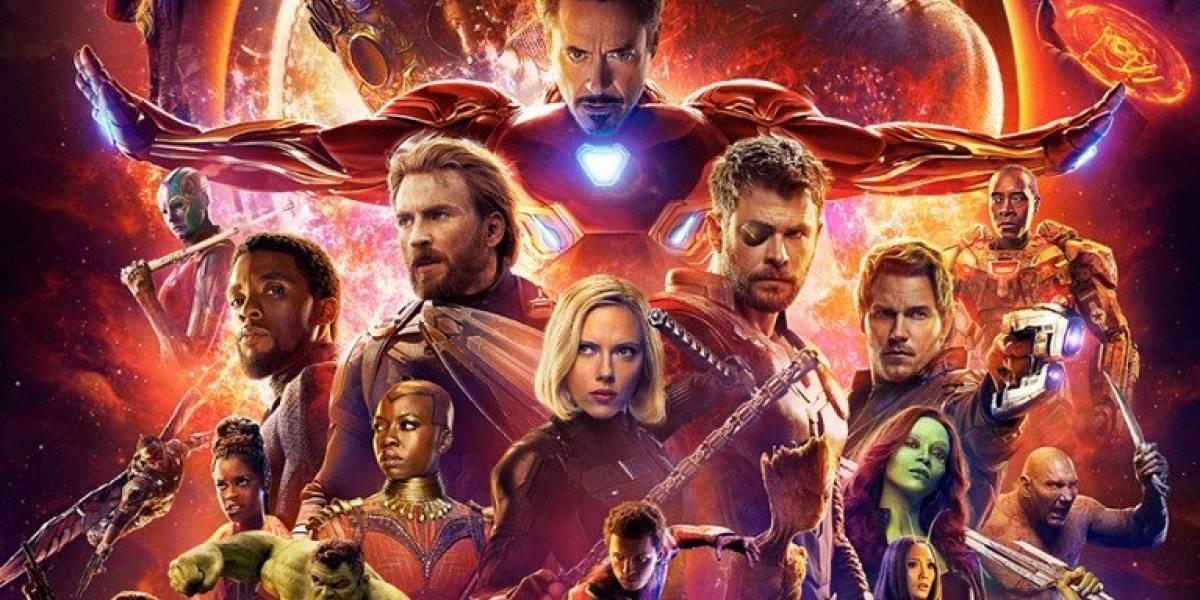 "Muere hombre durante la película ""Avengers: Infinity War"""