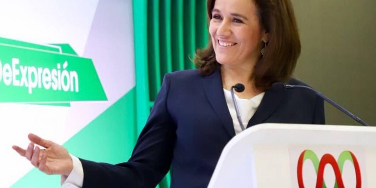 Margarita Zavala felicita a Guadalupe González por medalla de oro en China