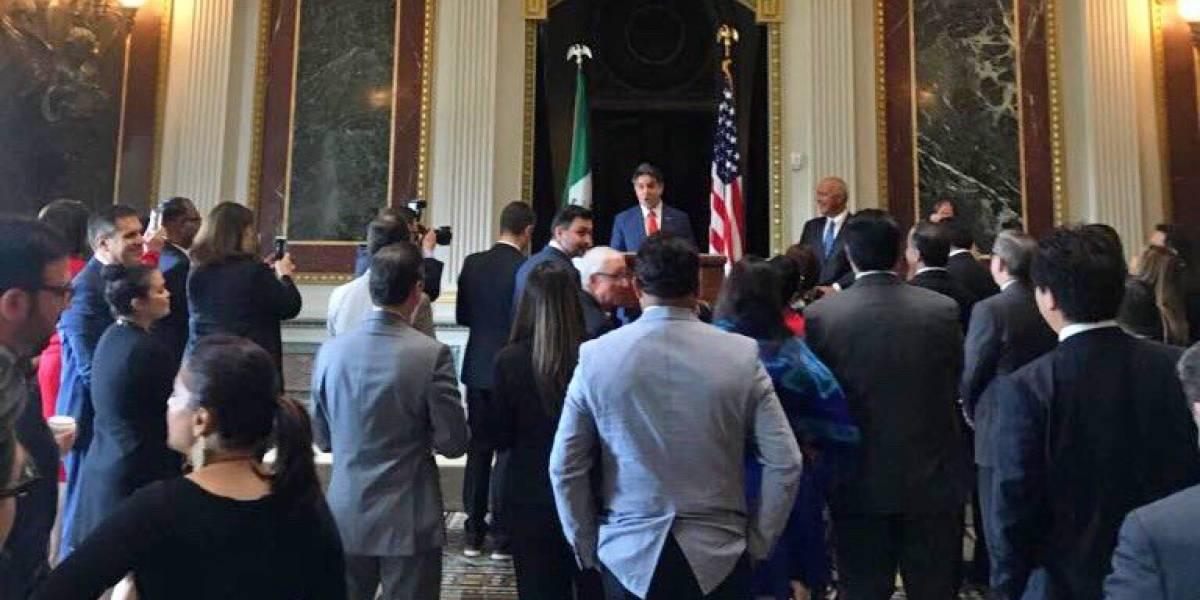 """Casa Blanca realiza la celebración """"más triste"""" del Cinco de Mayo de los últimos años"""