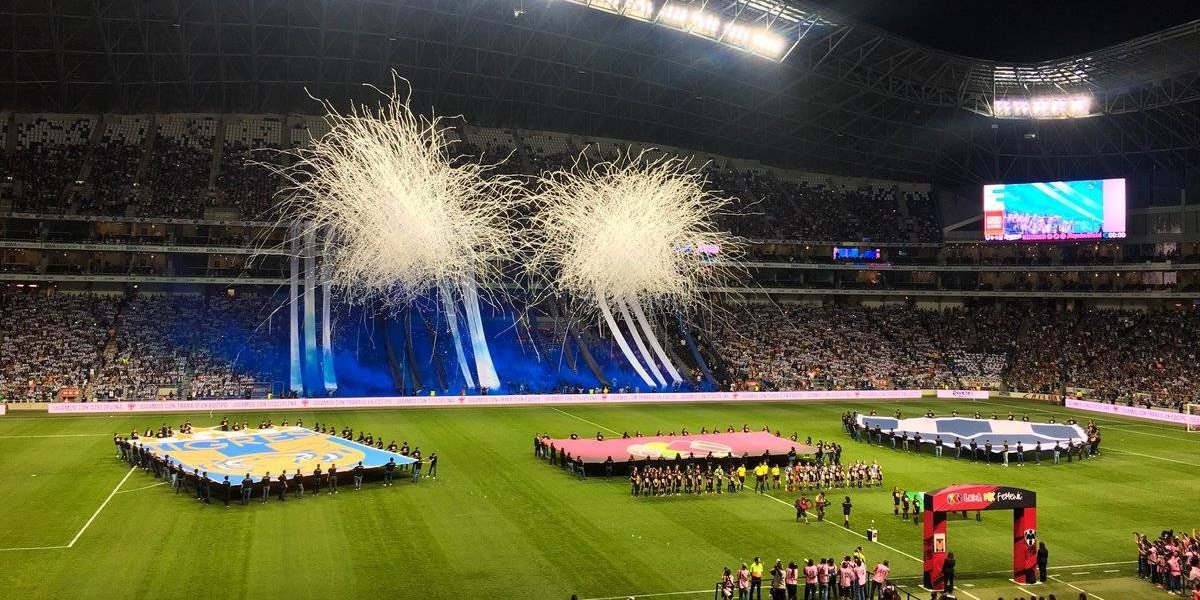 Final regia de mujeres impone récord mundial