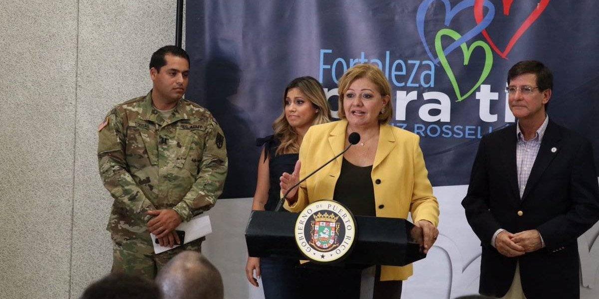 Norma Burgos dice que comisionado electoral PPD no tiene moral para pedirle su renuncia