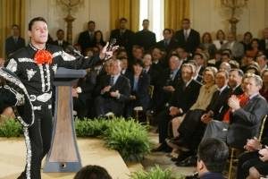 Cinco de Mayo en la Casa Blanca
