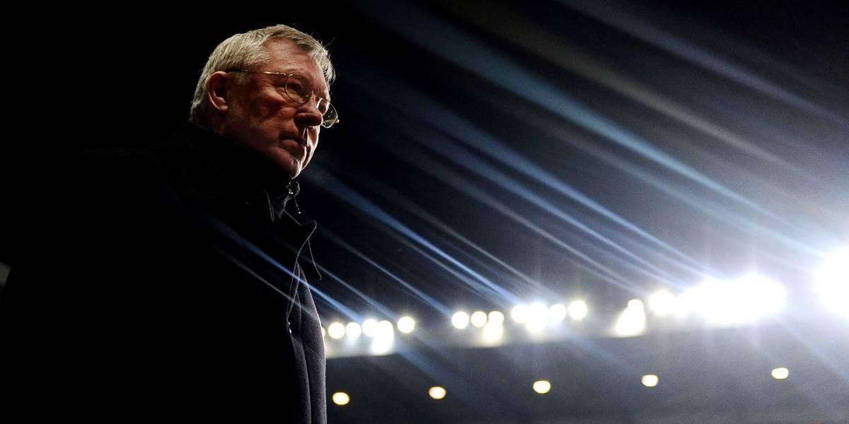 Sir Alex Ferguson sufrió una hemorragia cerebral y está internado en estado grave