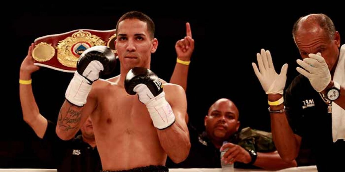 'Manny' Rodríguez se corona campeón mundial en Londres