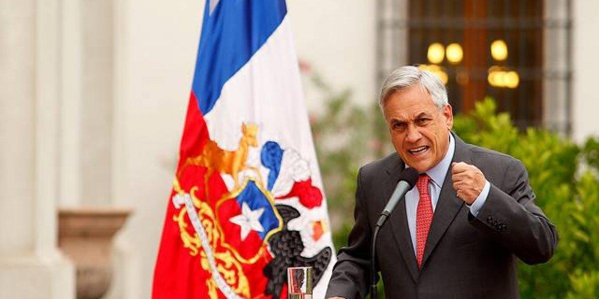 """Piñera sobre veredicto en el caso Luchsinger-Mackay: """"Reitero mi compromiso de tolerancia cero con el terrorismo"""""""